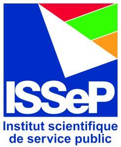 logo  entreprise ISSeP reduction